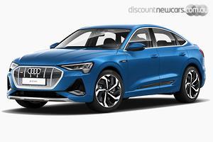 2021 Audi e-tron 55 Auto quattro MY21