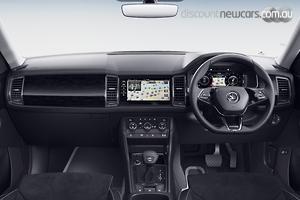 2021 SKODA Kodiaq 132TSI Auto 4x4 MY21
