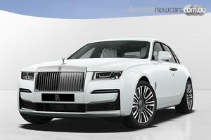 2020 Rolls-Royce Ghost RR22 Extended Wheelbase Auto 4WD MY21