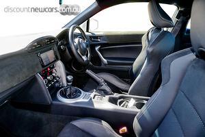 2020 Toyota 86 GTS Manual