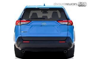 2021 Toyota RAV4 GX Auto 2WD