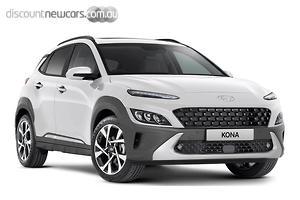 2021 Hyundai Kona Highlander Auto 2WD MY21