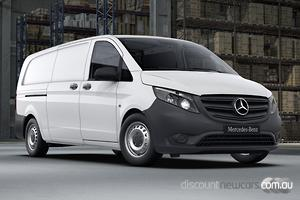 2021 Mercedes-Benz Vito 111CDI LWB Manual