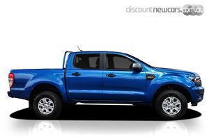 2021 Ford Ranger XLS PX MkIII Auto 4x4 MY21.25 Double Cab