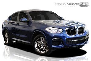 2021 BMW X4 xDrive20i M Sport G02 Auto 4x4