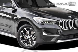 2021 BMW X1 sDrive18i F48 LCI Auto