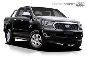 2021 Ford Ranger XLT PX MkIII Manual 4x4 MY21.25 Double Cab