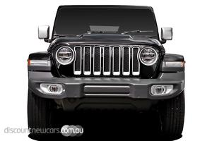 2020 Jeep Wrangler Unlimited Overland Auto 4x4 MY21