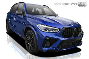 2021 BMW X5 M Competition F95 Auto M xDrive