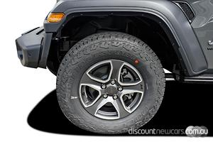 2020 Jeep Wrangler Sport S Auto 4x4 MY21