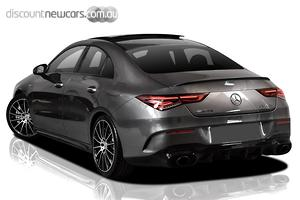 2021 Mercedes-Benz CLA-Class CLA35 AMG Auto 4MATIC