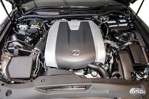 2021 Lexus IS IS350 F Sport Auto