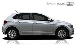 2021 Volkswagen Polo 70TSI Trendline AW Manual MY21