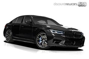 2021 BMW M5 Competition F90 LCI Auto M xDrive