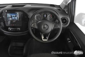 2021 Mercedes-Benz Vito 119CDI Medium Wheelbase Auto