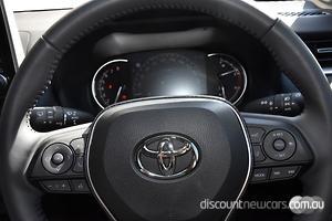 2021 Toyota RAV4 Cruiser Auto 2WD
