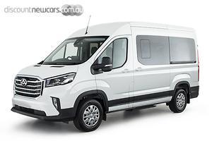 2021 LDV Deliver 9 Medium Wheelbase Auto MY21