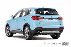 2021 MG HS PHEV Essence Auto FWD MY21