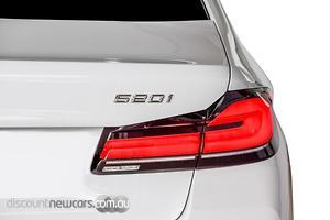 2021 BMW 5 Series 520i M Sport G30 LCI Auto