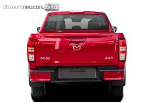 2021 Mazda BT-50 XT TF Manual 4x4 Dual Cab