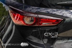 2021 Mazda CX-3 Akari DK Auto i-ACTIV AWD