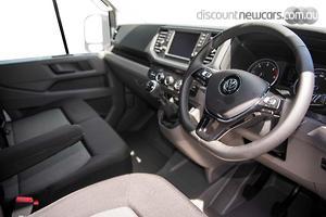 2021 Volkswagen Crafter 35 TDI410 SY1 Medium Wheelbase Manual FWD MY21