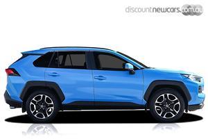2021 Toyota RAV4 Edge Auto AWD