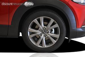 2021 Mazda CX-30 G25 Touring DM Series Auto