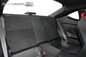 2021 Subaru BRZ tS Z1 Manual MY20