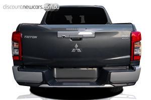 2021 Mitsubishi Triton GLS MR Auto 4x4 MY21 Double Cab