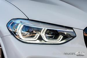 2021 BMW X3 M40i G01 Auto 4x4