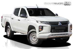 2021 Mitsubishi Triton GLX ADAS MR Auto 4x4 MY21 Double Cab