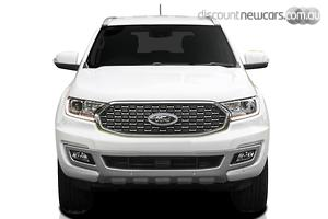 2021 Ford Everest Trend UA II Auto 4WD MY21.75