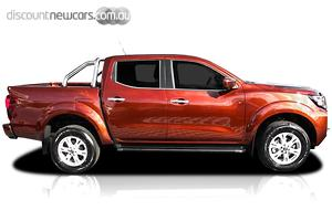 2021 Nissan Navara ST D23 Auto 4x4 Dual Cab