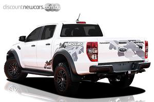 2021 Ford Ranger Raptor PX MkIII Auto 4x4 MY21.25 Double Cab