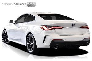 2021 BMW 4 Series 420i M Sport G22 Auto