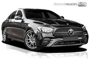 2021 Mercedes-Benz E-Class E200 Auto