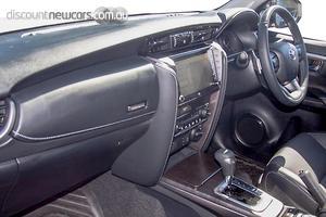 2021 Toyota Fortuner Crusade Auto 4x4