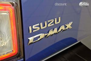 2021 Isuzu D-MAX LS-U Manual 4x4 MY21