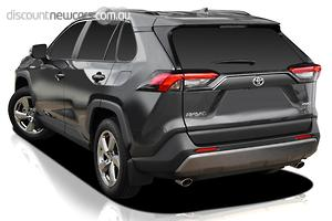 2021 Toyota RAV4 GXL Auto eFour