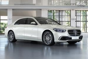2021 Mercedes-Benz S-Class S580 L Auto 4MATIC