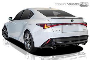 2021 Lexus IS IS300 F Sport Auto