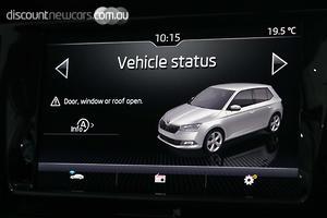 2021 SKODA Fabia 81TSI Run-Out Edition Auto MY21