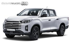 2021 SsangYong Musso Ultimate Auto 4x4 MY21