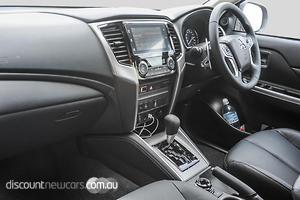 2021 Mitsubishi Triton GSR MR Auto 4x4 MY22 Double Cab