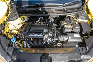 2021 Kia Stonic S Manual FWD MY22