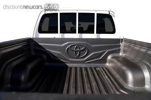 2021 Toyota Hilux SR Manual 4x4 Double Cab