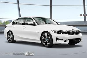 2021 BMW 3 Series 330e Luxury Line G20 Auto