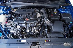 2021 Hyundai i30 N Line Manual MY21