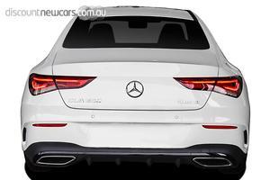 2021 Mercedes-Benz CLA-Class CLA250 Auto 4MATIC